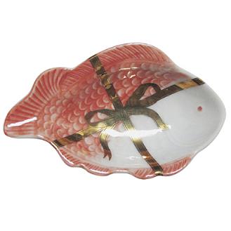 amabro MAME 吉祥魚形皿(きっしょうさかなかたさら)