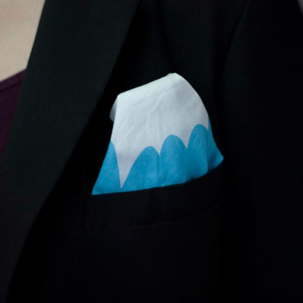 池ヶ谷知宏氏  goodbymarket  handkerchie-fuji