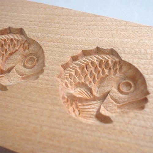 馬嶋屋木型製作所 干菓子木型