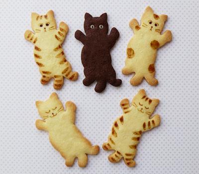 オッコクッキーズ  ネコクッキー