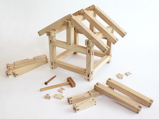 木組みのおもちゃ  KUNDE(クンデ)