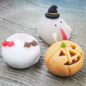 小ざくらや一清  和菓子でハロウィン