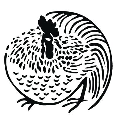 鶏紋 CHICKEN
