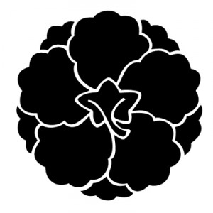 裏牡丹紋 TREE PEONY