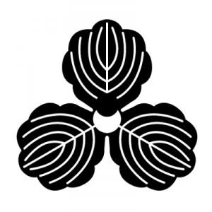 三つ柏紋 OAK