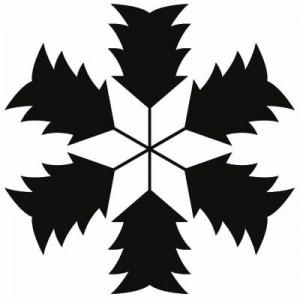 山谷雪紋 SNOW