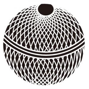 絹手鞠紋 TEMARI BALL